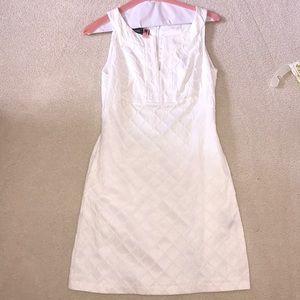 Donna Ricco White Dress